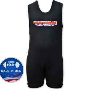 Titan Triumph singlet