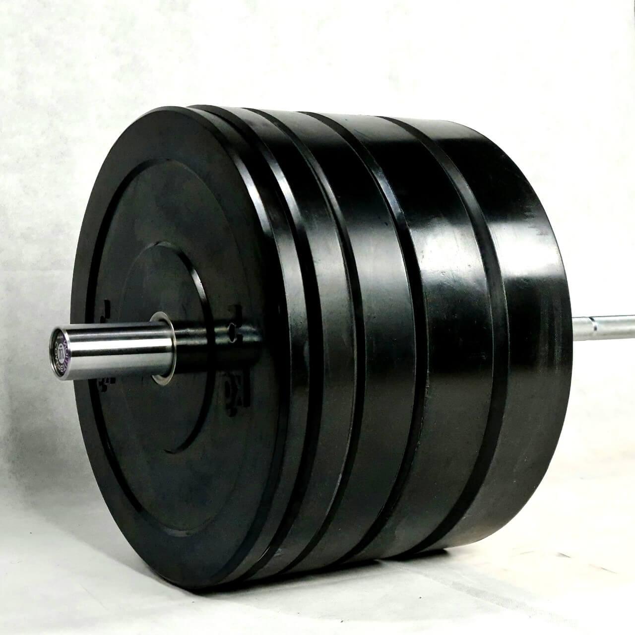 Bumperlevysarja luonnonkumi, 100/150kg