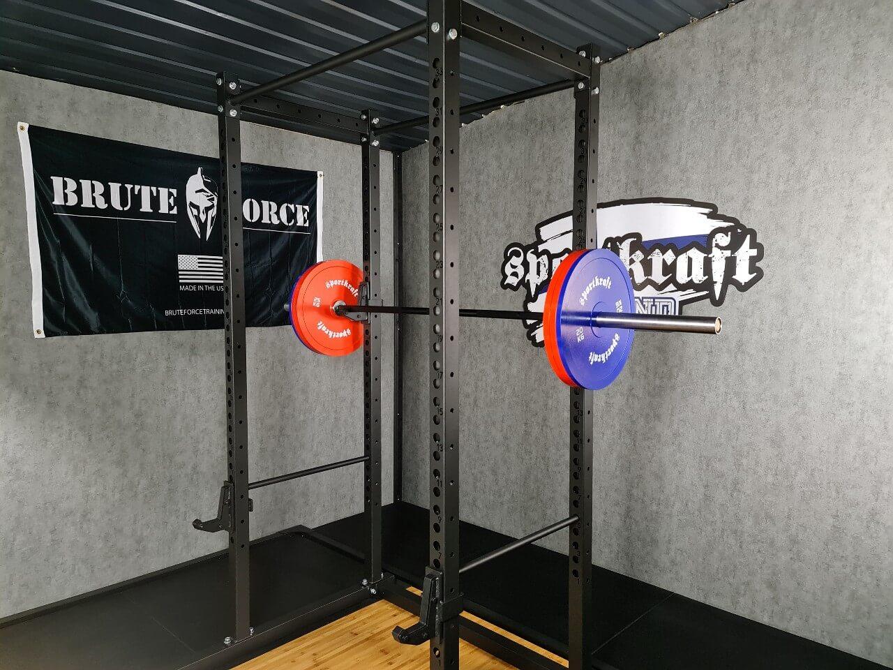 SportKraft Basic Power Rack
