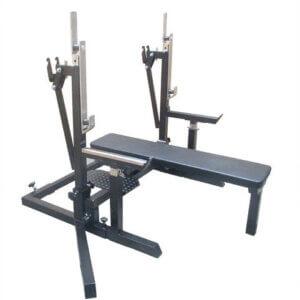 IPF Powerlifting combo teline