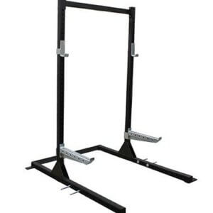 Single rack kyykkyteline