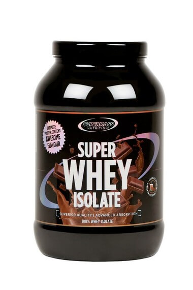 SUPERMASS NUTRITION SUPER WHEY ISOLATE 1,3 kg