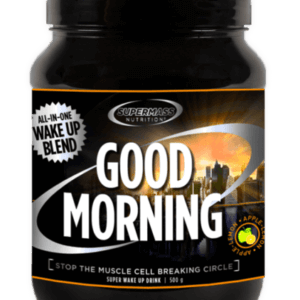 SUPERMASS NUTRITION GOOD MORNING 500 g Apple-Lemon