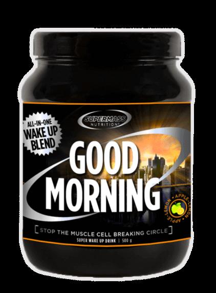SUPERMASS NUTRITION GOOD MORNING 500 g Apple-Lemon