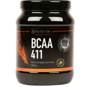 M-NUTRITION BCAA 411 500 g