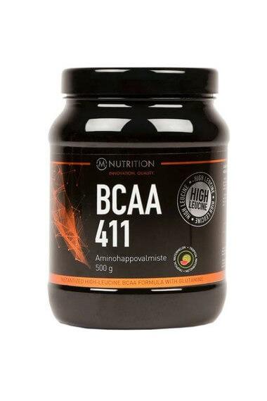 M-NUTRITION BCAA 411 500 g