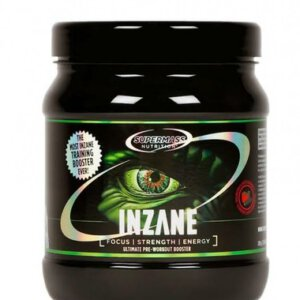 SUPERMASS NUTRITION INZANE 288 g