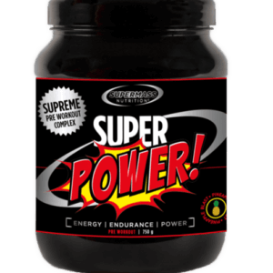 SUPERMASS NUTRITION SUPER POWER 750 g