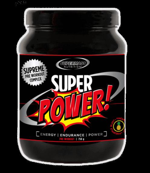 SUPERMASS NUTRITION SUPER POWER 750 g
