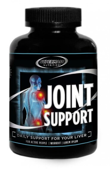 SUPERMASS NUTRITION JOINT SUPPORT 120 kaps.