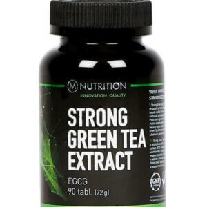M-NUTRITION Strong Green Tea Extract, 90 tabl.