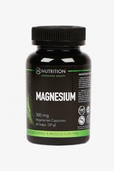 M-NUTRITION Magnesium 300 mg, 60 kaps.