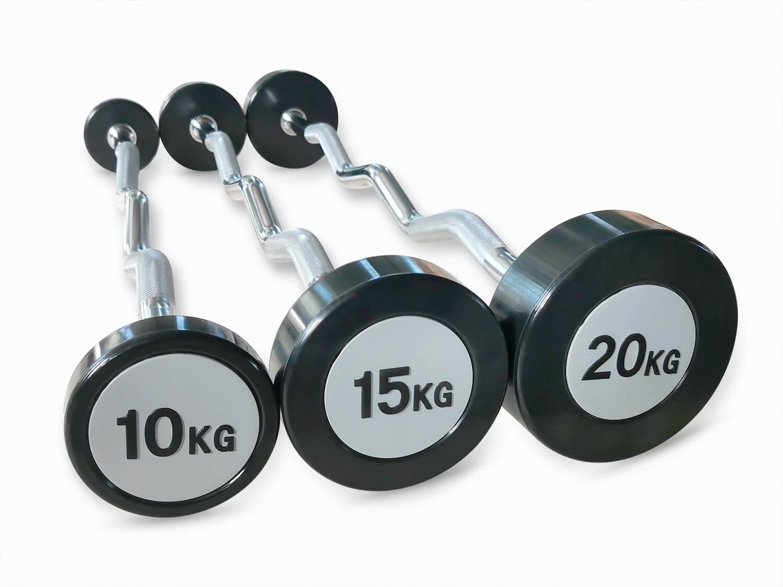 PRO Premium kulmatankosarja 10kg-20kg