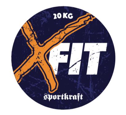 SportKraft Crossfittanko