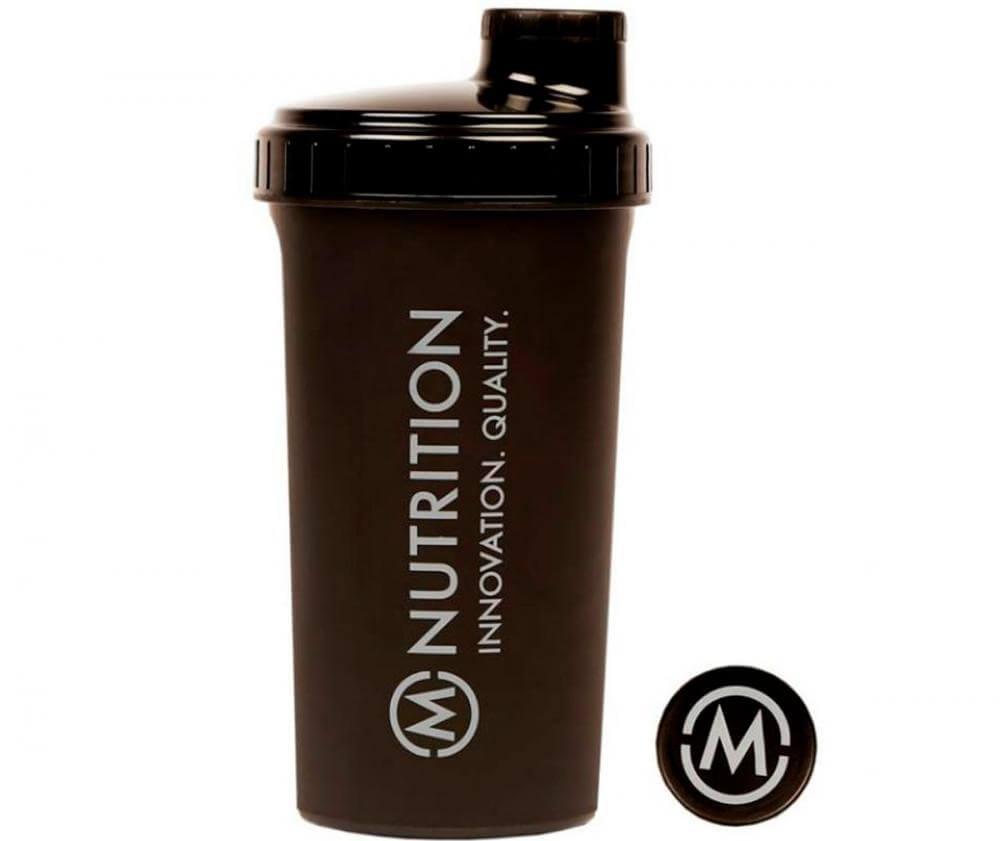 M-NUTRITION Shaker Musta 750 ml