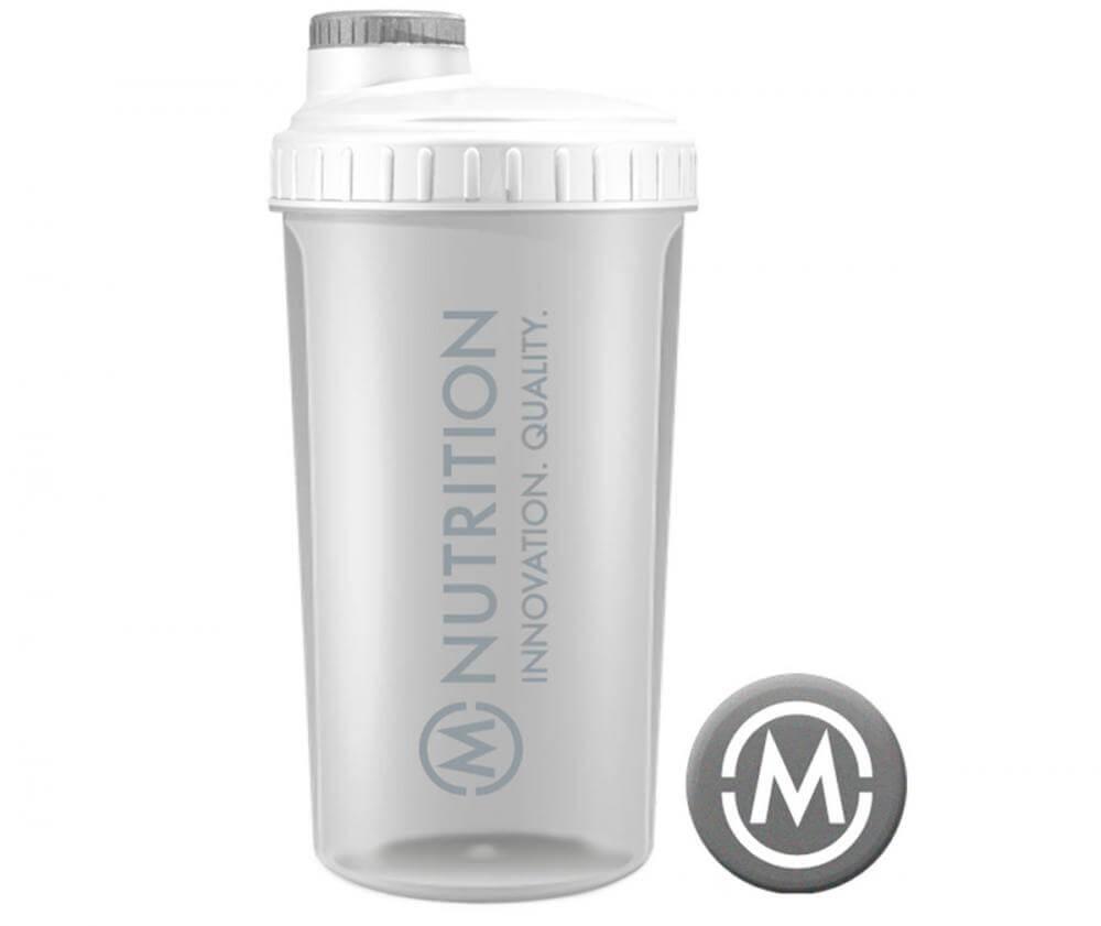 M-NUTRITION Shaker Läpinäkyvä 750 ml