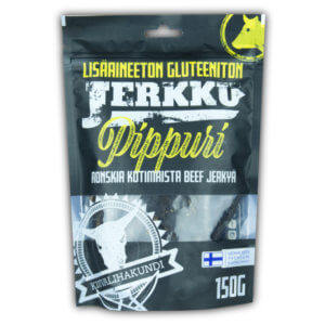 Jerkku Beef Jerky Pippuri