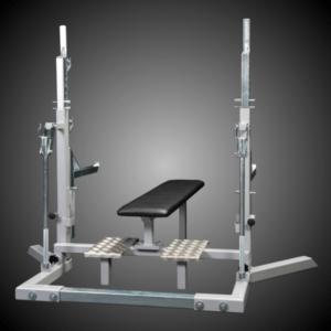 SportKraft Powerlifting combo teline