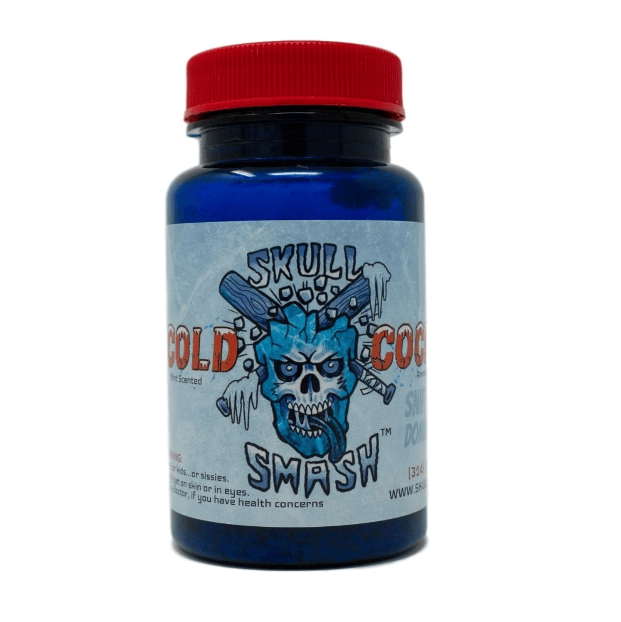 Skull Smash Hajusuola Mint