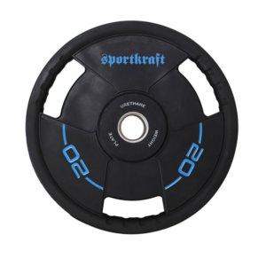 SportKraft Premium PU levypaino
