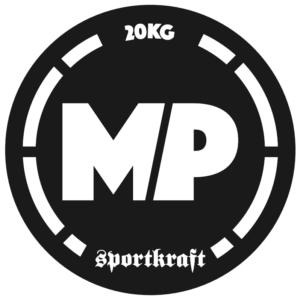 SportKraft yleistanko 700, musta