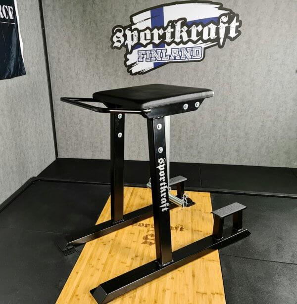 SportKraft Reverse Hyper selänojennus