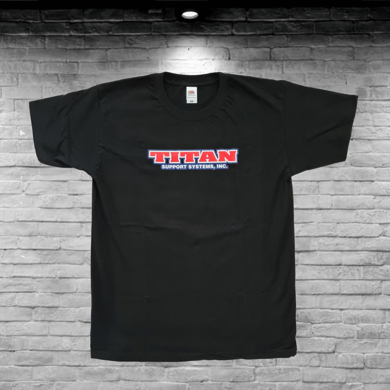 Titan Support Systems t-paita, 2 väriä